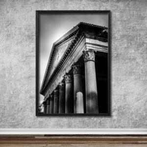 Pantheon, Rom, Italien